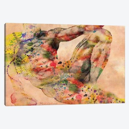Michelangelo Canvas Print #MKH71} by Mark Ashkenazi Canvas Wall Art