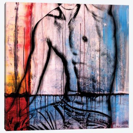 Model Canvas Print #MKH73} by Mark Ashkenazi Canvas Artwork