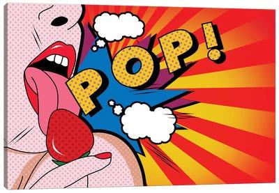 Pop II Canvas Art Print
