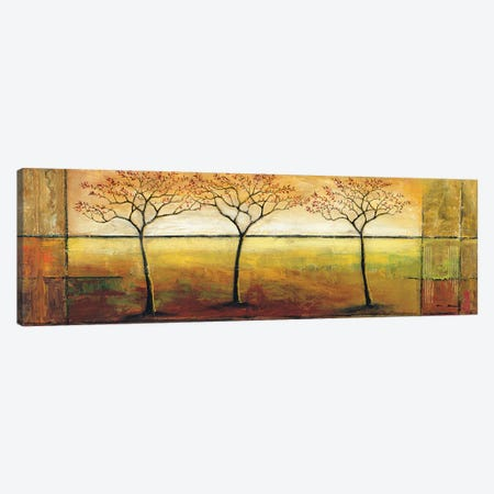 Life Line I Canvas Print #MKL11} by Mike Klung Canvas Artwork