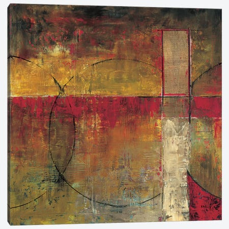 Motion I Canvas Print #MKL16} by Mike Klung Canvas Print