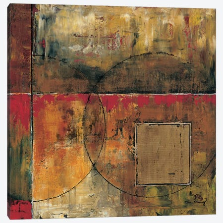 Motion II Canvas Print #MKL17} by Mike Klung Canvas Print