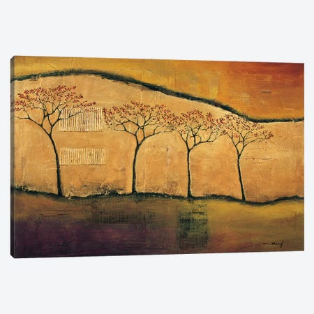 Torn Through I Canvas Print #MKL26} by Mike Klung Canvas Art