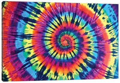 Tie Dye Rainbow Canvas Art Print