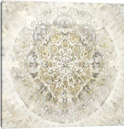 Tapestry Neutral Canvas Art Print