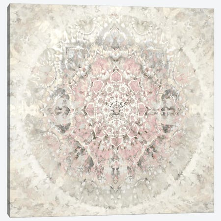 Tapestry with Pink Canvas Print #MKN5} by Molly Kearns Canvas Artwork