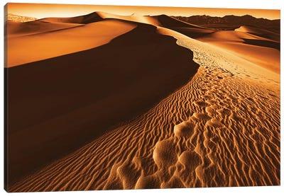 Death Valley Canvas Art Print