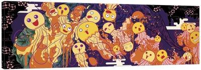Jelly Farm Canvas Art Print