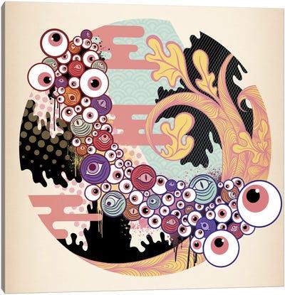 Eye Catching Canvas Art Print