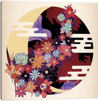 Floral Scent Canvas Art Print