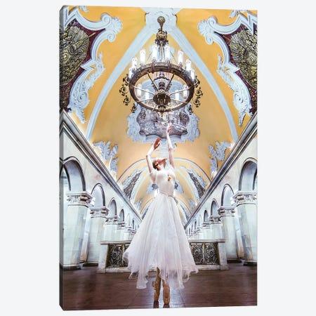 Barocco 3-Piece Canvas #MKV10} by Hobopeeba Canvas Artwork