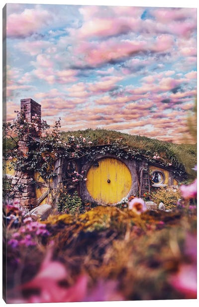 Hobbiton Canvas Art Print