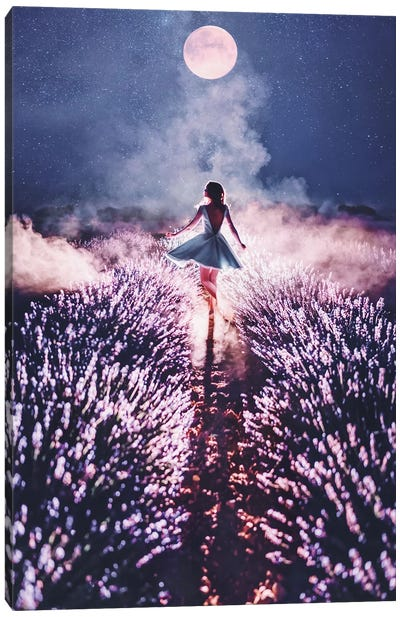Magic Mood Dance Canvas Art Print