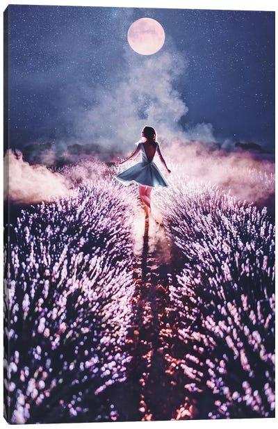 Magic Mood Dance Canvas Art Print