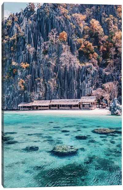 Welcome To The Philippines Canvas Art Print