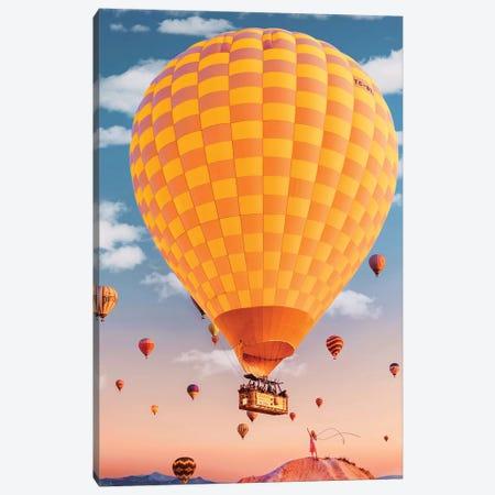 Wait Me for flight Canvas Print #MKV163} by Hobopeeba Canvas Wall Art