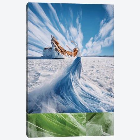Skyline Waist Canvas Print #MKV191} by Hobopeeba Canvas Print