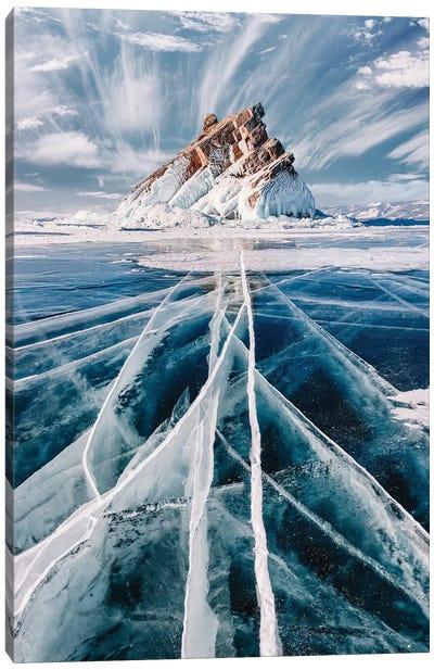 Siberian Winter Canvas Art Print