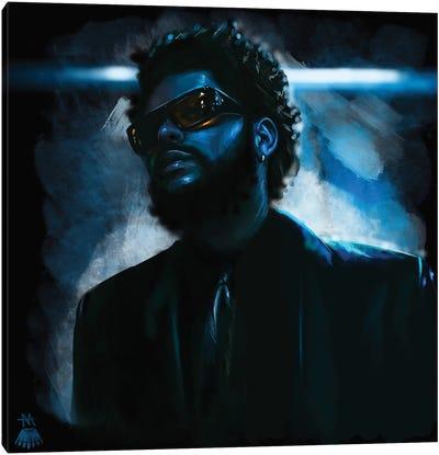 The Weeknd / Take my Breath Canvas Art Print