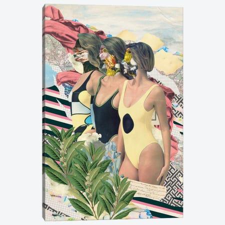 Plenitude Canvas Print #MLA33} by Marcel Lisboa Canvas Wall Art