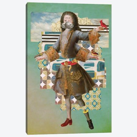 Self Taught Canvas Print #MLA36} by Marcel Lisboa Canvas Print