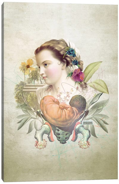 Mother's Day Canvas Art Print