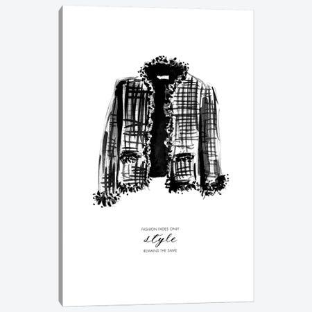 Tweed Canvas Print #MLC108} by Mercedes Lopez Charro Art Print