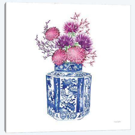 Chinoiserie Style III Canvas Print #MLC157} by Mercedes Lopez Charro Canvas Art Print