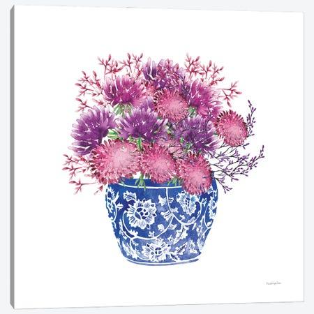 Chinoiserie Style IV Canvas Print #MLC158} by Mercedes Lopez Charro Canvas Artwork