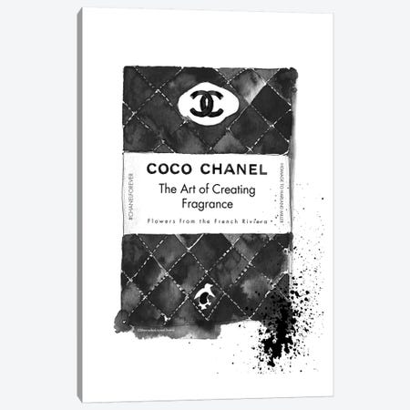 Coco Book Canvas Print #MLC15} by Mercedes Lopez Charro Art Print