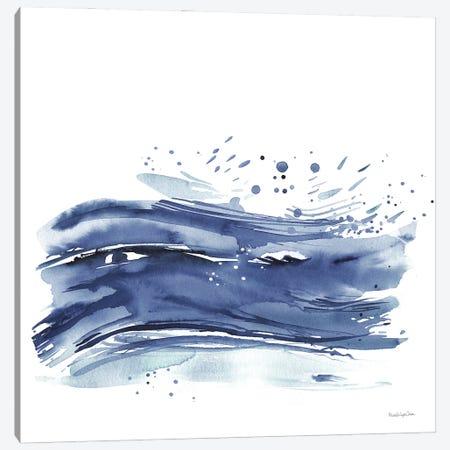 Coastal Splash II Canvas Print #MLC160} by Mercedes Lopez Charro Art Print