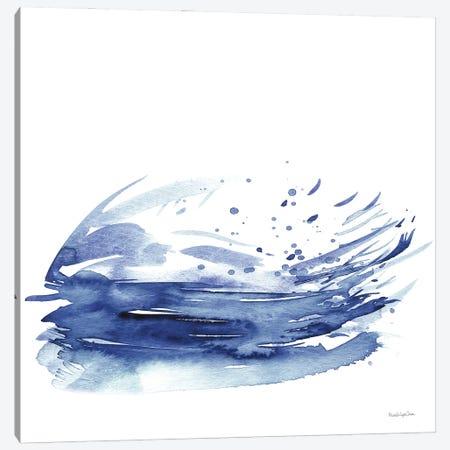 Coastal Splash IV Canvas Print #MLC162} by Mercedes Lopez Charro Canvas Art Print