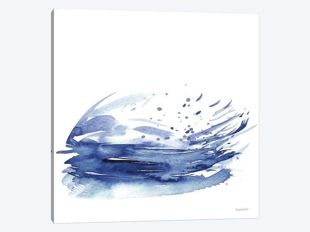 Coastal Splash IV by Mercedes Lopez Charro 1-piece Canvas Art Print
