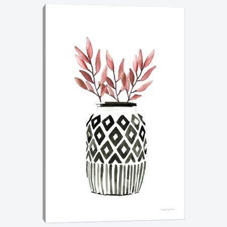 Geometric Vases II Canvas Print #MLC163} by Mercedes Lopez Charro Canvas Print