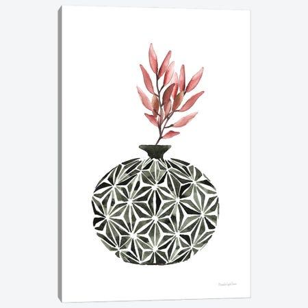 Geometric Vases IV Canvas Print #MLC165} by Mercedes Lopez Charro Canvas Art