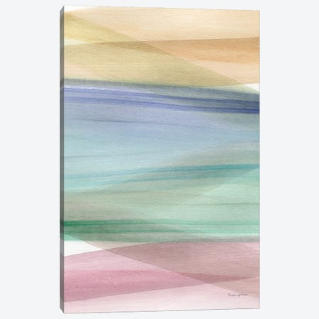 Soft Summer II Canvas Print #MLC179} by Mercedes Lopez Charro Canvas Wall Art