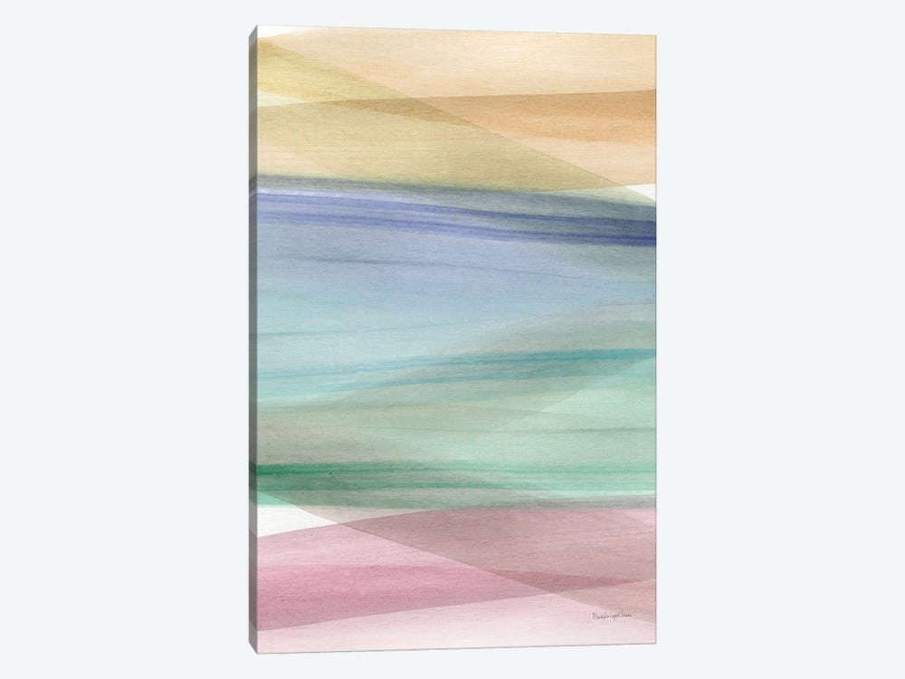 Soft Summer II by Mercedes Lopez Charro 1-piece Art Print
