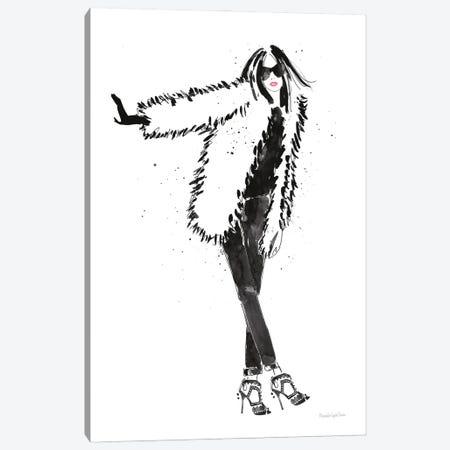 Uptown Fashion II Canvas Print #MLC187} by Mercedes Lopez Charro Canvas Artwork
