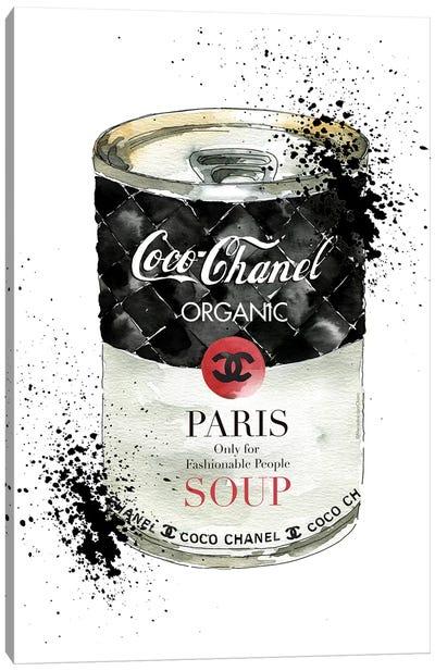 Fashion Soup Canvas Art Print