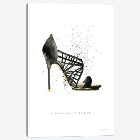 Stiletto Style I Canvas Print #MLC259} by Mercedes Lopez Charro Canvas Print