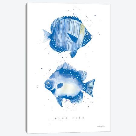 Tropical Fish Canvas Print #MLC266} by Mercedes Lopez Charro Canvas Print