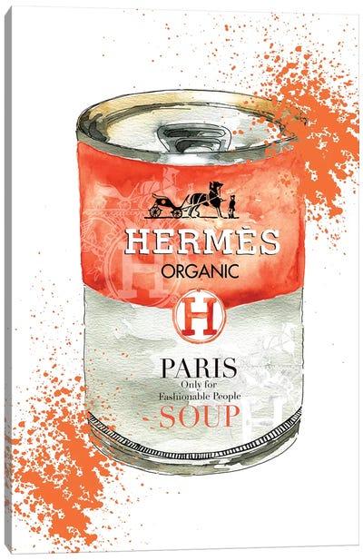 Hermes Soup Canvas Art Print