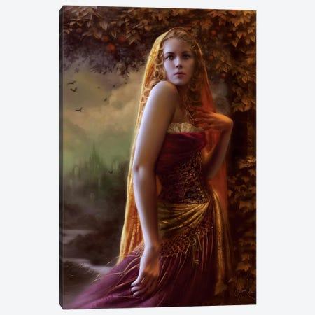 Brume Canvas Print #MLD10} by Melanie Delon Art Print