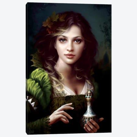 Elixir Canvas Print #MLD19} by Melanie Delon Art Print