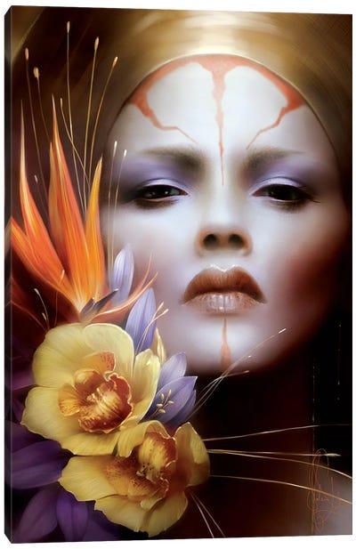 Again Canvas Art Print