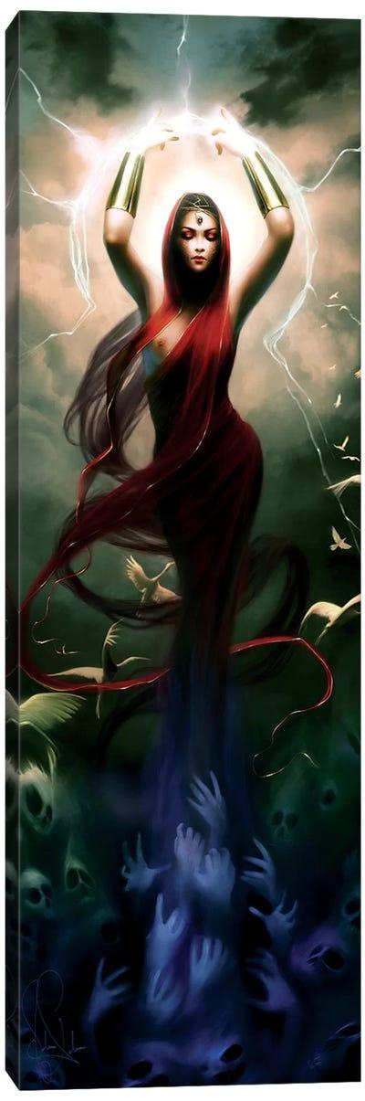 Mercy Canvas Art Print