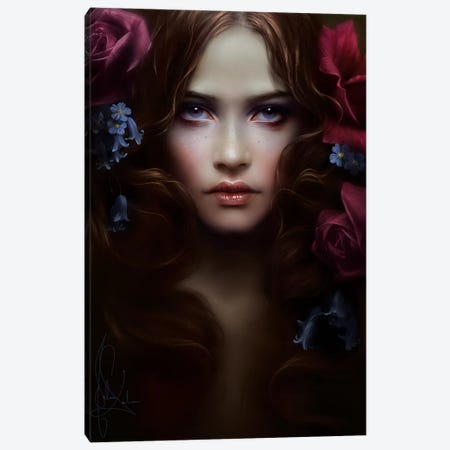 Age Canvas Print #MLD2} by Melanie Delon Canvas Art