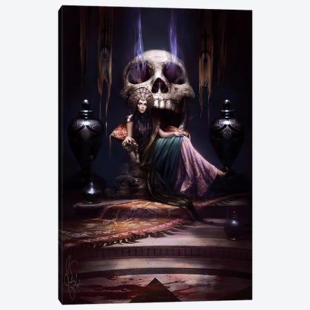 Throne Canvas Print #MLD41} by Melanie Delon Canvas Wall Art