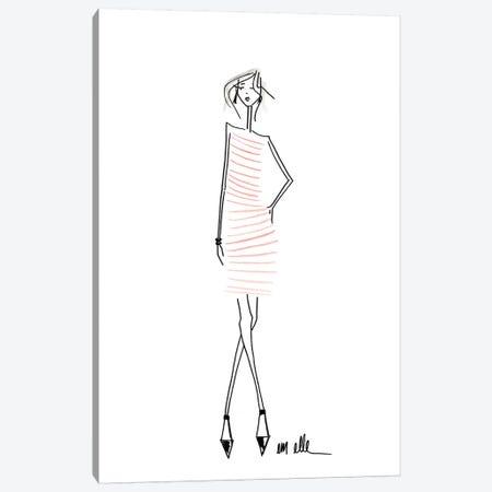 I'll Take It Canvas Print #MLE12} by Em Elle Canvas Artwork