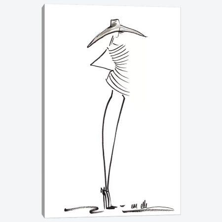 Vista Canvas Print #MLE27} by Em Elle Canvas Wall Art